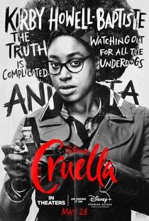 Cruella - Poster / Capa / Cartaz - Oficial 11