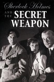 Sherlock Holmes e a Arma Secreta - Poster / Capa / Cartaz - Oficial 10