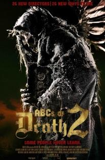 O ABC da Morte 2 - Poster / Capa / Cartaz - Oficial 2