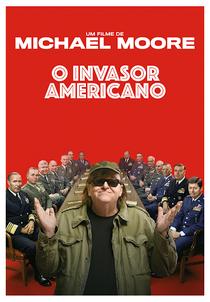 O Invasor Americano - Poster / Capa / Cartaz - Oficial 3