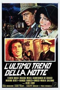 Night Train Murders - Poster / Capa / Cartaz - Oficial 3