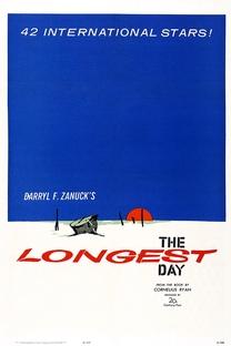O Mais Longo dos Dias - Poster / Capa / Cartaz - Oficial 6