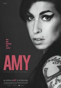 Amy - Poster / Capa / Cartaz - Oficial 3