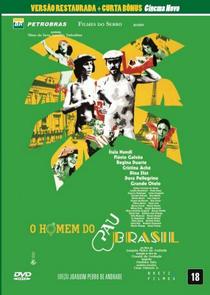 O Homem do Pau-Brasil - Poster / Capa / Cartaz - Oficial 3
