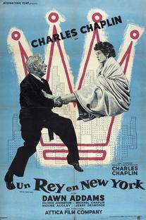 Um Rei em Nova York - Poster / Capa / Cartaz - Oficial 2