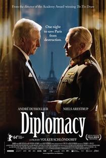 Diplomacia - Poster / Capa / Cartaz - Oficial 3