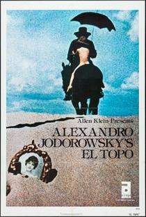 El Topo - Poster / Capa / Cartaz - Oficial 8