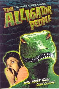 The Alligator People - Poster / Capa / Cartaz - Oficial 4