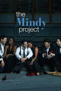 Projeto Mindy  (3ª Temporada) - Poster / Capa / Cartaz - Oficial 3