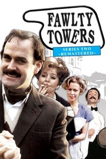 Fawlty Towers (2ª Temporada) - Poster / Capa / Cartaz - Oficial 4