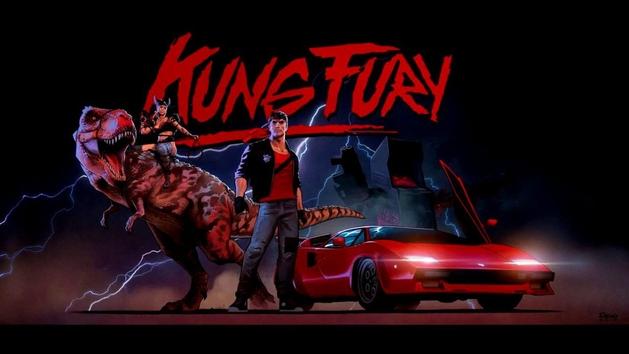Kung Fury estreou mundialmente hoje no YouTube!