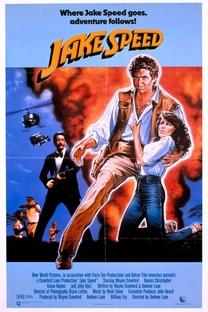 Jake Speed - Poster / Capa / Cartaz - Oficial 3