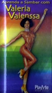 Aprenda a Sambar com Valéria Valenssa - Poster / Capa / Cartaz - Oficial 1