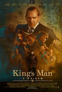 Kingsman: A Origem - Poster / Capa / Cartaz - Oficial 3