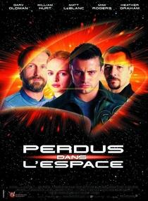 Perdidos no Espaço: O Filme - Poster / Capa / Cartaz - Oficial 7