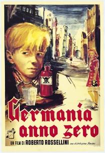 Alemanha, Ano Zero - Poster / Capa / Cartaz - Oficial 7