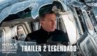 007 CONTRA SPECTRE | Trailer 2 Legendado | 5 de novembro nos cinemas