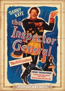 Inspetor Geral - Poster / Capa / Cartaz - Oficial 3