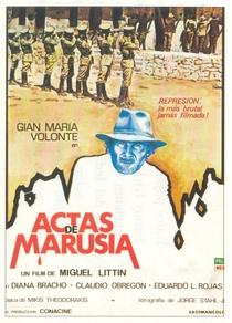 Acontecimentos de Marusia - Poster / Capa / Cartaz - Oficial 1