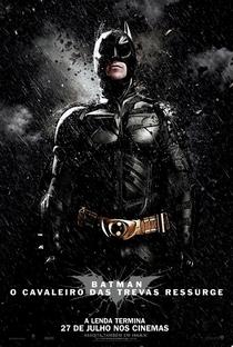 Batman: O Cavaleiro das Trevas Ressurge - Poster / Capa / Cartaz - Oficial 19