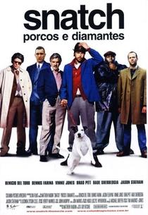 Snatch - Porcos e Diamantes - Poster / Capa / Cartaz - Oficial 1