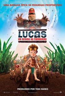 Lucas: Um Intruso no Formigueiro - Poster / Capa / Cartaz - Oficial 2
