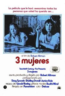 Três Mulheres - Poster / Capa / Cartaz - Oficial 7