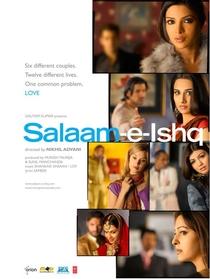 Salaam-E-Ishq - Poster / Capa / Cartaz - Oficial 1