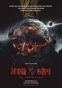 Iron Sky: The Coming Race - Poster / Capa / Cartaz - Oficial 1