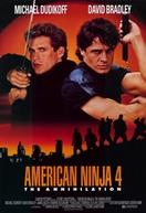 American Ninja 4: O Grande Kickboxer Americano (American Ninja 4: The Annihilation)