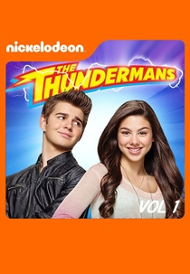 The Thundermans (1ª Temporada) - Poster / Capa / Cartaz - Oficial 1