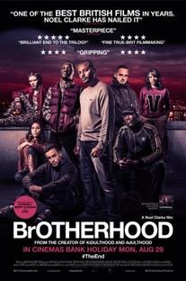 Brotherhood - Poster / Capa / Cartaz - Oficial 1
