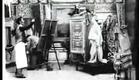 L'artiste et le mannequin (1900)