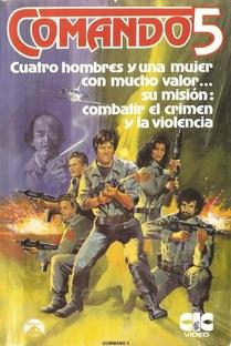 Comando Cinco - Poster / Capa / Cartaz - Oficial 1