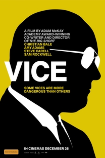 Vice - Poster / Capa / Cartaz - Oficial 2