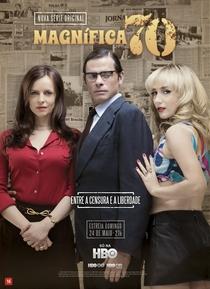 Magnífica 70 (2ª Temporada) - Poster / Capa / Cartaz - Oficial 1