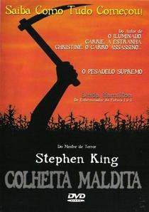 Colheita Maldita - Poster / Capa / Cartaz - Oficial 6