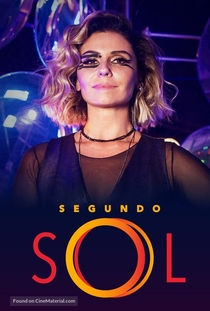 Segundo Sol - Poster / Capa / Cartaz - Oficial 4