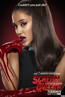 Scream Queens (1ª Temporada) - Poster / Capa / Cartaz - Oficial 8