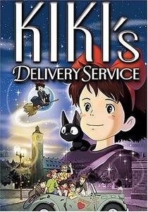 O Serviço de Entregas da Kiki - Poster / Capa / Cartaz - Oficial 3