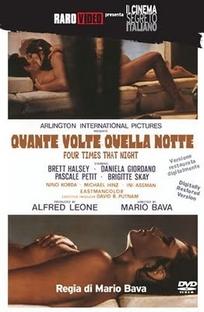 Quatro Vezes Naquela Noite - Poster / Capa / Cartaz - Oficial 1