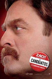 Os Candidatos - Poster / Capa / Cartaz - Oficial 4