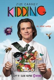 Kidding (1ª Temporada) - Poster / Capa / Cartaz - Oficial 2