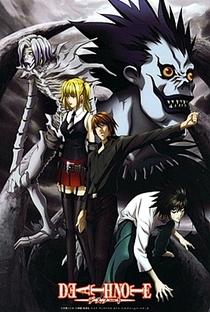 Death Note (2ª Temporada) - Poster / Capa / Cartaz - Oficial 2