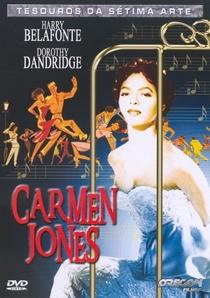 Carmen Jones - Poster / Capa / Cartaz - Oficial 9