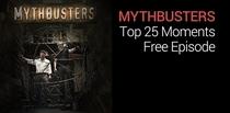 Mythbusters Os Caçadores de Mitos: 25 Melhores Momentos - Poster / Capa / Cartaz - Oficial 1