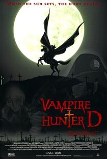 Vampire Hunter D: Bloodlust - Poster / Capa / Cartaz - Oficial 1