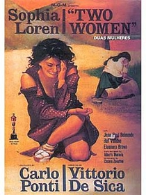 Duas Mulheres - Poster / Capa / Cartaz - Oficial 4