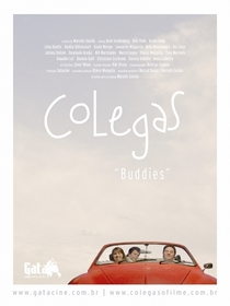 Colegas - Poster / Capa / Cartaz - Oficial 1