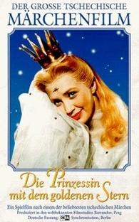 Princezna se zlatou hvezdou - Poster / Capa / Cartaz - Oficial 1